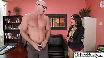 Big tits Pawnstar Paige Fucked In Office