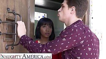 America is sucked on an art stripper
