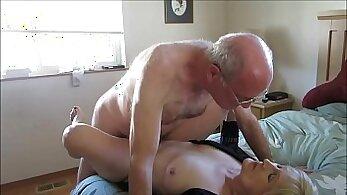 Beautiful lesbian couple sucking and fucking