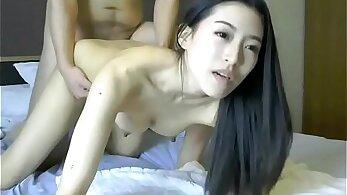 cum lover loving flower girlfriend gets fucked by her stud