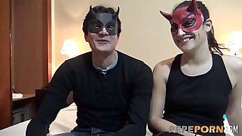 Cheating Wife Gigi Dior Goes Gangbang