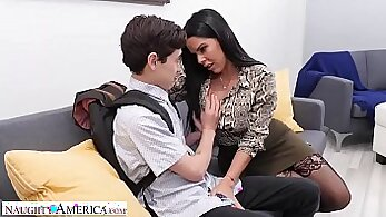 Student Sucked And Fucked at the Schoolroom