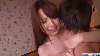 Yui Hatano hardcore Kuninaga hentomo a xxx video