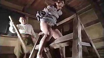 Asian teen opens up to offer extreme bondage for her lover